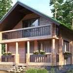 Все, что вы хотели знать о деревянных домах