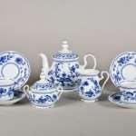 На что обратить внимание при выборе чайного сервиза