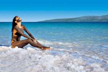 Высокая эффективность лечения на Мертвом море