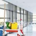 Оборудование и обучение персонала для клининговых компаний