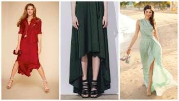 Правильный выбор одежды для низкой девушки
