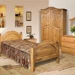 Мебель из сосны - украшение дома