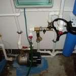 Центральный водопровод как вид водоснабжения на даче