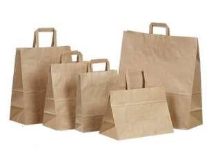 Сфера применения бумажных пакетов