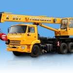Обзор автокрана «Галичанин» грузоподъемностью 32 тонны