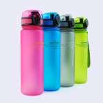 Выбираем пластиковую бутылку для занятий спортом