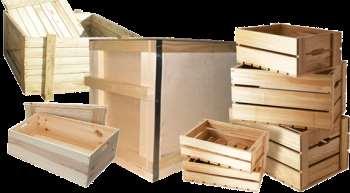 Заказать деревянную тару в Москве