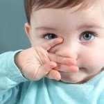 Что провоцирует насморк у малыша