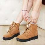 Выбираем оптимальную женскую зимнюю обувь