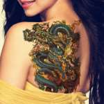 Сделайте flash-tattoo в модном салоне Компани Коди