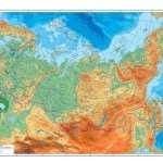 Географические карты для школы: какими они бывают?