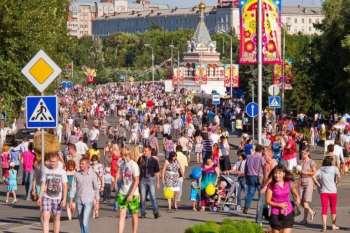 В Омске намечается африканская жара