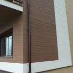 Особенности применения фасадных панелей
