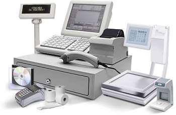 Какое оборудование используют для автоматизации торговли?