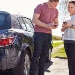 Авария, водитель не виноват, но без страховки