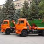 Тонкости выбора транспорта для вывоза строительных отходов