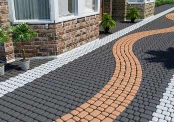 Брусчатка – популярнейший материал для укладки дорог и площадей