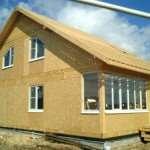 Строительство домов из СИП-панелей - советы специалистов