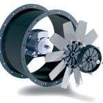 Чем осевые вентиляторы отличаются от центробежных
