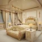 Стиль ампир в дизайне трехкомнатной квартиры