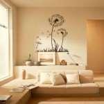 Виниловые наклейки на стену – отличный способ украсить свой дом