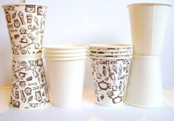 Почему бумажные стаканчики лучше своих аналогов?