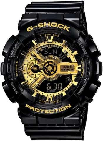 Casio G-Shock – лучший выбор для ценителей наручных часов