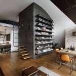Оформление интерьера в жилых и промышленных помещениях