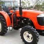 Конструкционные характеристики современных мини-тракторов