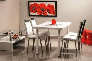 На что обратить внимание выбирая столы и стулья для кухни?