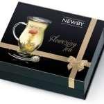 Подарочный чай Newby – превосходный презент к любому случаю