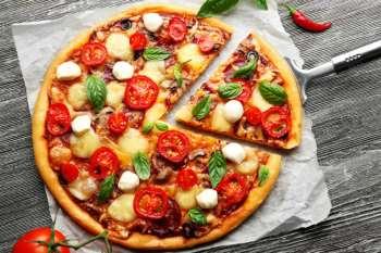 Пицца – одно из самых популярных блюд во всем мире