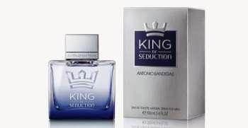 Antonio Banderas – парфюмерия для тех, кто знает себе цену