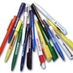 Ручки с логотипом – лучший вариант корпоративного подарка