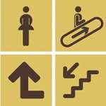 Почему таблички для офисов и школ невероятно популярны