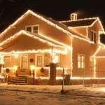 Правильный подход к организации новогоднего освещения фасадов
