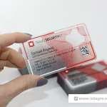Интегра – креативные и дизайнерские визитки