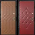 Входные двери с покрытием винилискожей – долговечность и надежность