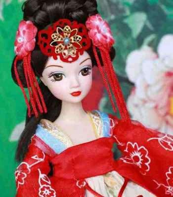 Куклы в азиатском стиле – отличное дополнение вашей коллекции