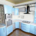 Учимся правильно выбирать цвет кухонной мебели