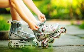 Роликовые коньки — устройство не только для развлечения, но и для здоровья