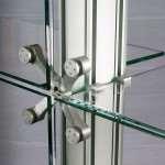 Качество и нюансы монтажа современных видов фурнитуры для стекла
