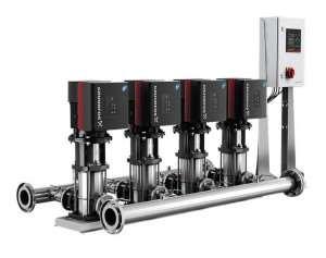 Насосные установки повышения давления Grundfos – образец надежности и функциональности