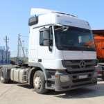 Недорогие и надежные б/у седельные тягачи Мерседес-Бенц от компании «M7 TRUCK»
