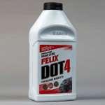 Тормозная жидкость DOT 4 — отличная текучесть и низкая гигроскопичность