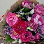 Грамотное составление букета цветов