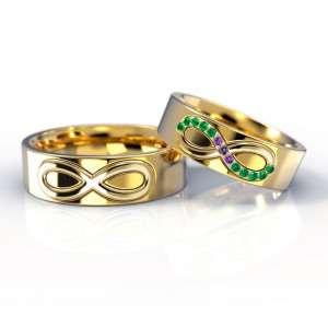Качественные и изысканные обручальные кольца
