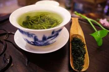 Популярные сорта зеленого чая