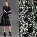 Лучшие виды ткани для пошива платья