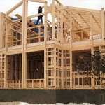 Строительство каркасных домов — экологичность и скорость